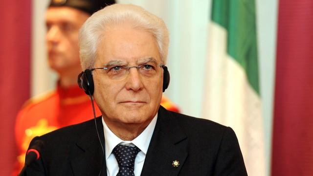 Koszmarna pomyłka. Przekręcili nazwisko włoskiego prezydenta