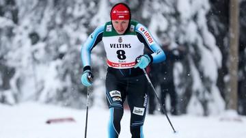 2017-11-24 PŚ w biegach: Justyna Kowalczyk odpadła w ćwierćfinale sprintu