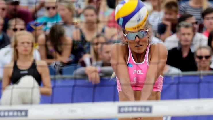 WT w siatkówce plażowej: Kołosińska i Kociołek awansowały do ćwierćfinału