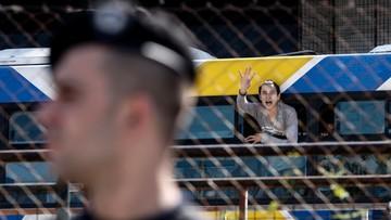 02-06-2017 11:24 Zlikwidowano prowizoryczny obóz dla uchodźców w Atenach