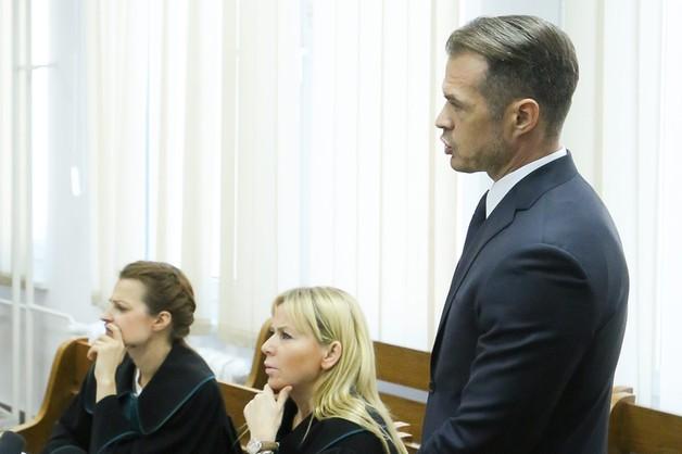 Prokurator: Nowak wiedział, że ma drogi zegarek