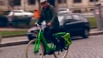 23-10-2017 18:28 Szefowi niemieckich Zielonych skradziono... elektryczny rower
