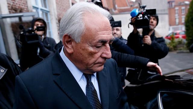 Strauss-Kahn uniewinniony w procesie o stręczycielstwo