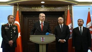 24-02-2016 17:05 Erdogan: Zachód, Rosja i Iran dbają w Syrii tylko o własne interesy