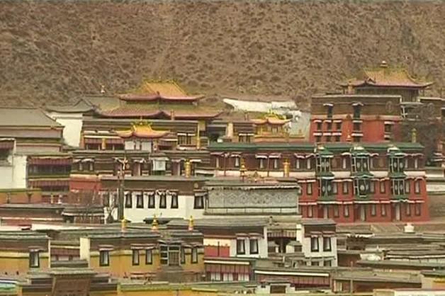 Tybetanka zmarła po samopodpaleniu