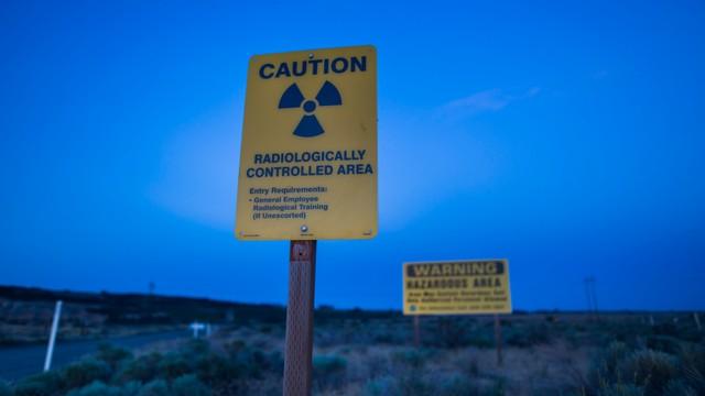 USA: zawalił się tunel z odpadami radioaktywnymi