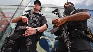23-05-2017 16:09 Kontrolowana eksplozja na przedmieściach Manchesteru