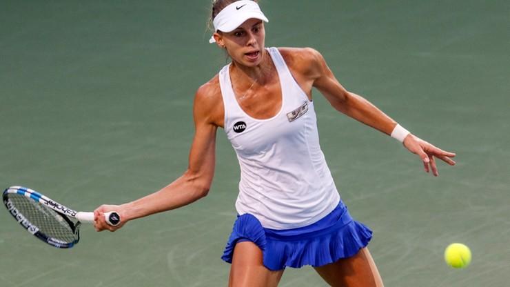 Turniej WTA w Indian Wells: Awans Linette