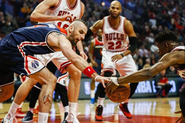 NBA - Gortat w 10 najskuteczniejszych