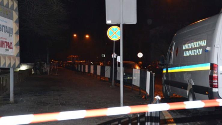 Wybuch w polskim konsulacie we Lwowie
