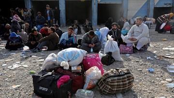 Mosul: uszkodzony wodociąg. Ponad pół miliona ludzi bez wody pitnej