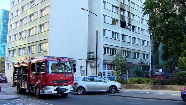 Wybuch gazu w centrum Warszawy. Ewakuowano 65 osób
