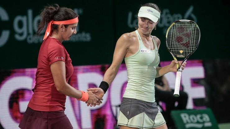 WTA Finals: Drugi z rzędu triumf Mirzy