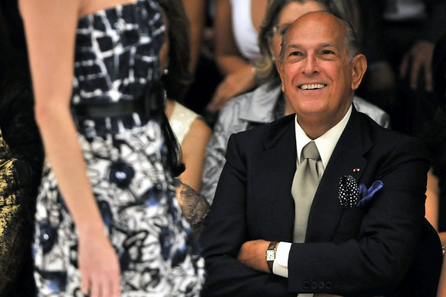 Nie żyje Oscar de la Renta, legendarny kreator mody
