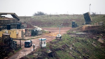 19-03-2017 22:07 Izrael zagroził zniszczeniem syryjskiego systemu obrony przeciwlotniczej