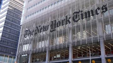 "23-08-2016 21:47 Domniemani rosyjscy hakerzy zaatakowali ""NYT"" i inne media w USA"