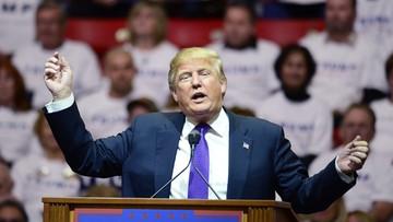 """24-02-2016 12:52 Donald Trump wygrał prawybory w Nevadzie. """"To niesamowita noc"""""""
