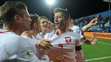2017-05-06 Ranking FIFA: Polska awansuje do pierwszej dziesiątki!