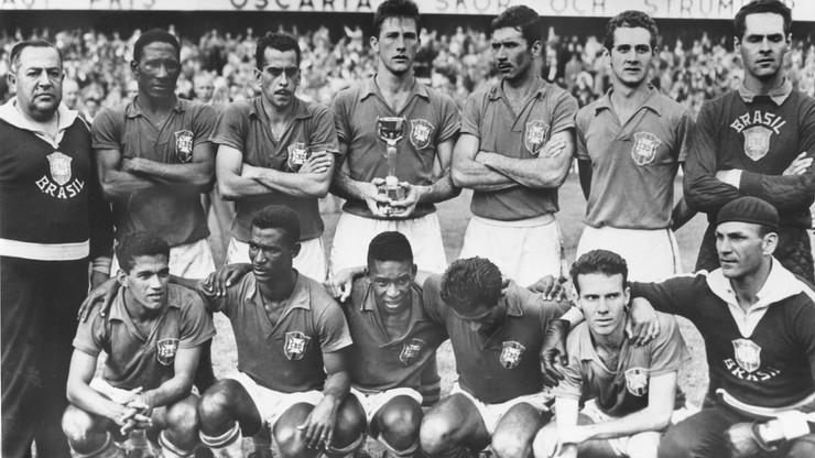 Brazylijski futbol w żałobie. Nie żyje Zito