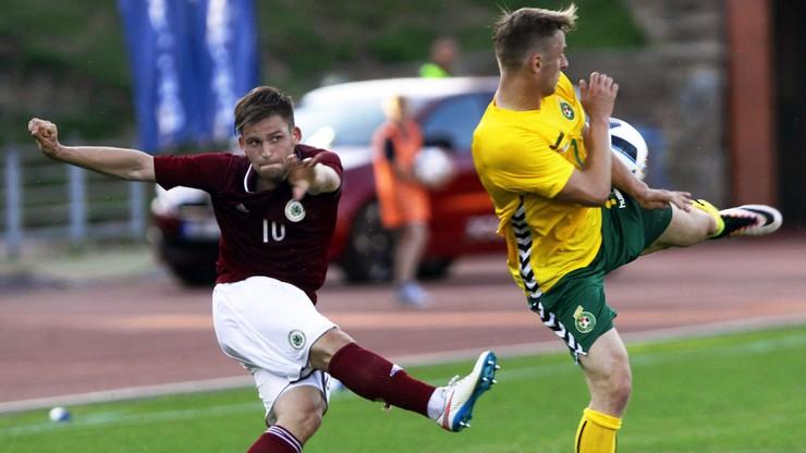 Nice 1 Liga: Reprezentant Łotwy zasilił Podbeskidzie