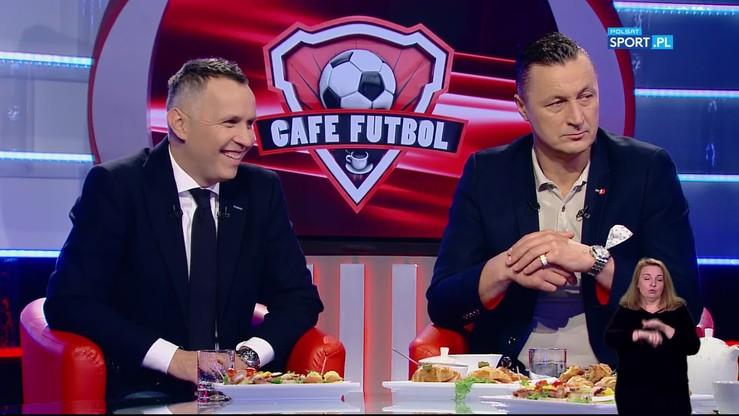 Musztardowe pomarańcze, Roman Iwanow i kontra Hajty, czyli najlepsze momenty Cafe Futbol