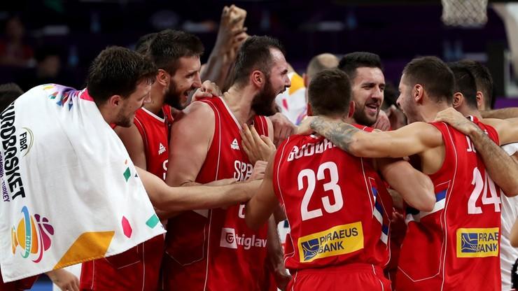 EuroBasket 2017: Serbia pokonała Włochy i awansowała do półfinału