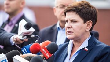 23-08-2017 13:25 Premier: będą zmiany przepisów podatkowych w związku z usuwaniem skutków nawałnic