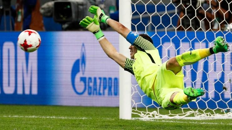 Puchar Konfederacji: Chile w finale! Bravo bohaterem rzutów karnych