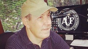 2016-12-29 Ocalały z katastrofy radiowiec chce znów komentować mecze Chapecoense