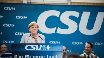 28-05-2017 16:04 Merkel wątpi w niezawodność USA i apeluje o jedność Europy