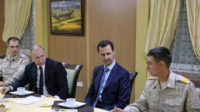 Putin uznał się za głównego likwidatora tzw. Państwa Islamskiego