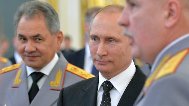 Senator McCain: Putin jest mordercą i bandytą