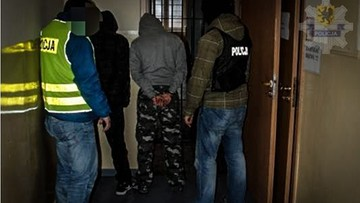 03-02-2017 12:28 Sfingowali porwanie. Imprezowali za pieniądze z okupu