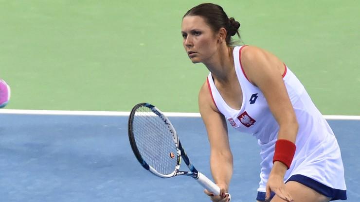 Jans-Ignacik odpadła w 1. rundzie debla turnieju w Dubaju