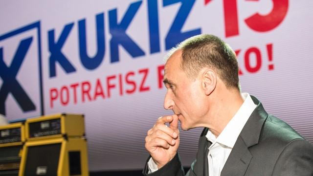 Kukiz: im większą zbudujemy siłę, tym szybciej zmienimy konstytucję