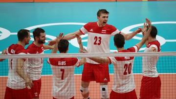 11-08-2016 21:39 Polscy siatkarze wygrywają z Argentyną 3:0. Mamy awans do ćwierćfinału igrzysk!
