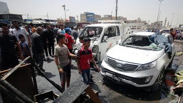 11-05-2016 22:17 Seria zamachów bombowych w Bagdadzie