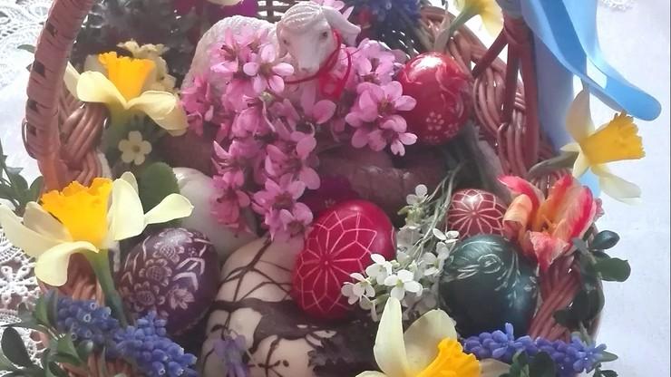2017-04-16 Wielkanocna święconka