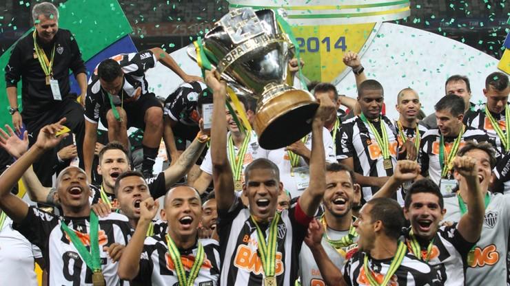 Historyczny Puchar Brazylii dla Atletico Mineiro