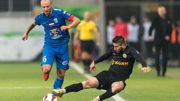 2015-10-29 Puchar Polski: Zagłębie Lubin - Lech Poznań. Skrót meczu