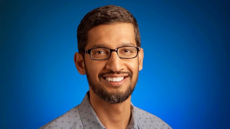 Szef Google najlepiej zarabiającym prezesem w USA