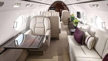 24-10-2016 12:27 Komfortowe fotele, drewniane wykończenie. Tak może wyglądać samolot dla polskich VIP-ów