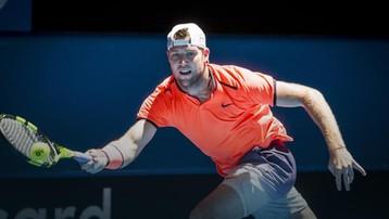 2017-01-14 Turniej ATP w Auckland: Sock triumfatorem wśród singlistów