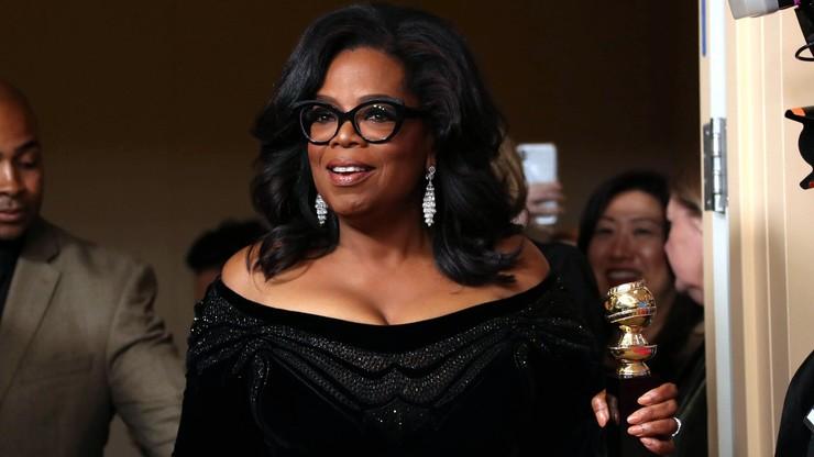 """""""Nie sądzę, że będzie kandydatką"""". Trump o ewentualnym starcie Oprah Winfrey w wyborach prezydenckich"""