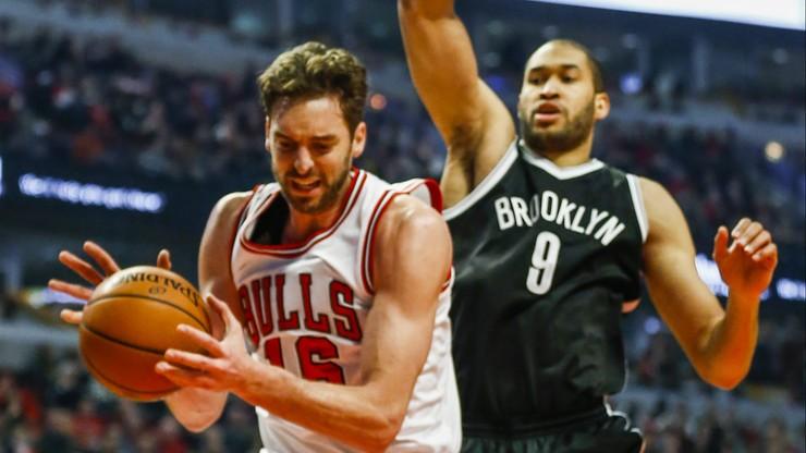 NBA - dziewięć bloków Gasola w meczu z Nuggets