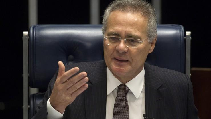 Sąd Najwyższy w Brazylii  zawiesił przewodniczącego Senatu. W tle afera korupcyjna
