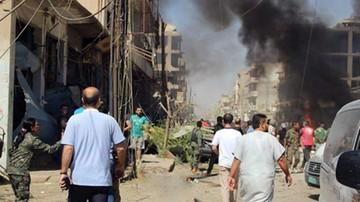 12-08-2016 17:05 Dżihadyści z IS porwali 2 tys. cywilów. Wykorzystali ich jako żywe tarcze
