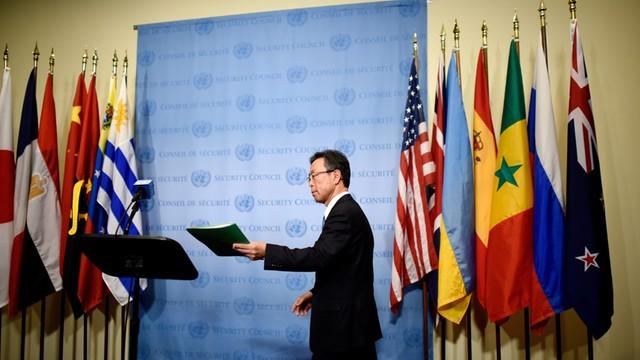 Rada Bezpieczeństwa ONZ potępiła próbę nuklearną w Korei Północnej