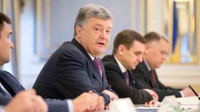 Poroszenko: likwidacja wiz z UE ostatecznym pożegnaniem z imperium rosyjskim