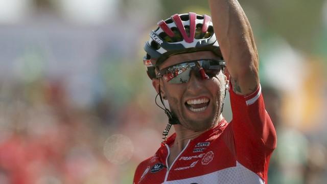 Polski dzień na Vuelta a Espana! Marczyński wygrał etap, Poljański drugi